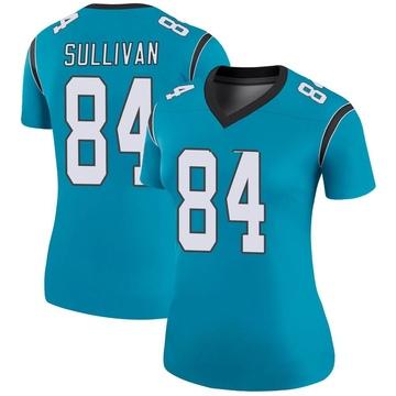 Women's Nike Carolina Panthers Stephen Sullivan Blue Color Rush Jersey - Legend