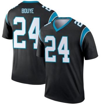 Youth Nike Carolina Panthers A.J. Bouye Black Jersey - Legend