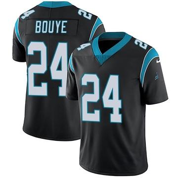 Youth Nike Carolina Panthers A.J. Bouye Black Team Color Vapor Untouchable Jersey - Limited