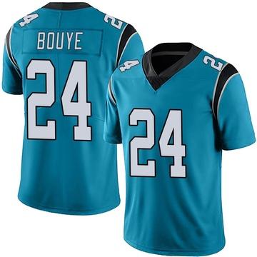 Youth Nike Carolina Panthers A.J. Bouye Blue Alternate Vapor Untouchable Jersey - Limited