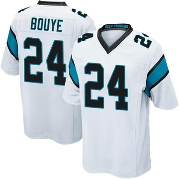 Youth Nike Carolina Panthers A.J. Bouye White Jersey - Game
