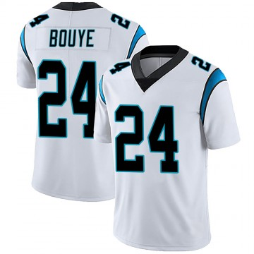Youth Nike Carolina Panthers A.J. Bouye White Vapor Untouchable Jersey - Limited