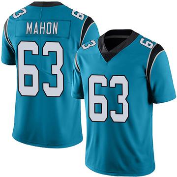 Youth Nike Carolina Panthers Brendan Mahon Blue Alternate Vapor Untouchable Jersey - Limited