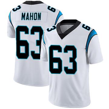 Youth Nike Carolina Panthers Brendan Mahon White Vapor Untouchable Jersey - Limited