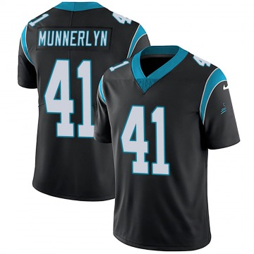 Youth Nike Carolina Panthers Captain Munnerlyn Black Team Color Vapor Untouchable Jersey - Limited