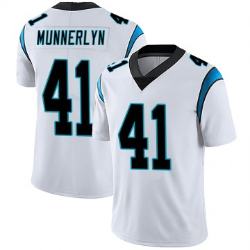 Youth Nike Carolina Panthers Captain Munnerlyn White Vapor Untouchable Jersey - Limited