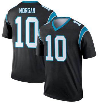 Youth Nike Carolina Panthers James Morgan Black Jersey - Legend