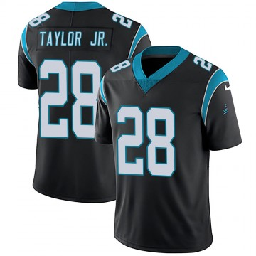Youth Nike Carolina Panthers Keith Taylor Black Team Color Vapor Untouchable Jersey - Limited