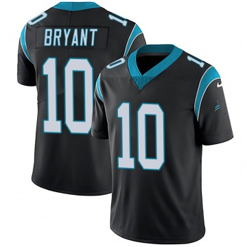 Youth Nike Carolina Panthers Ventell Bryant Black Team Color Vapor Untouchable Jersey - Limited